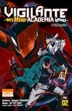 Hideyuki Furuhashi et Betten Court - Vigilante My Hero Academia Illegals Tome 2 : .