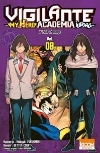 Deedr.fr Vigilante My Hero Academia Illegals Tome 8 Image