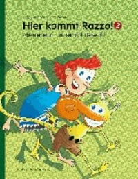 Hier kommt Razzo! 02 - Abenteuer im Tausendblätterwald.