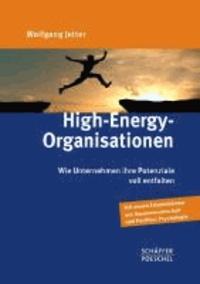 High-Energy-Organisationen - Wie Unternehmen ihre Potenziale voll entfalten.