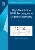 High-Resolution NMR Techniques in Organic Chemistry.
