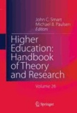 John C. Smart - Higher Education: Handbook of Theory and Research 26.