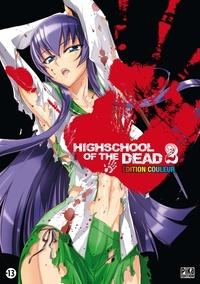 Shouji Sato - Highschool of the Dead Couleur T02.