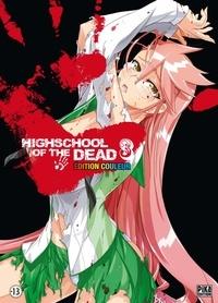 Shouji Sato - Highschool of the Dead Couleur T03.
