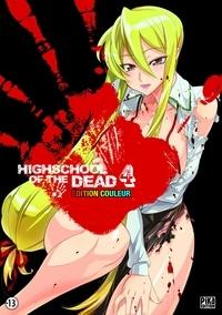Shouji Sato - Highschool of the Dead Couleur T04.
