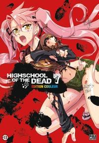 Shouji Sato - Highschool of the Dead Couleur T07.