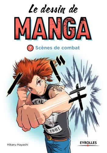 Hikaru Hayashi - Le dessin de manga - Scènes de combat.
