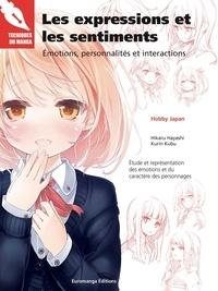 Hikaru Hayashi et Kurin Kubu - Les expressions et les sentiments - Emotions, personnalités et interactions.