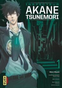 Hikaru Miyoshi et Gen Urobuchi - Inspecteur Akane Tsunemori Tome 1 : .