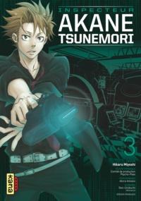 Hikaru Miyoshi et Gen Urobuchi - Inspecteur Akane Tsunemori Tome 3 : .