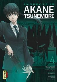 Hikaru Miyoshi et Gen Urobuchi - Inspecteur Akane Tsunemori Tome 4 : .