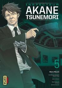 Hikaru Miyoshi et Gen Urobuchi - Inspecteur Akane Tsunemori Tome 5 : .
