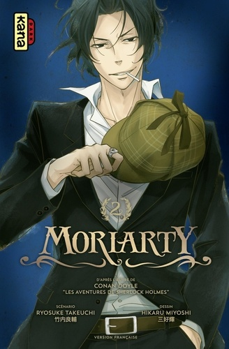 Hikaru Miyoshi et Ryosuke Takeuchi - Moriarty, tome 2.