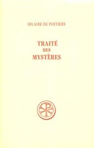 Traité des mystères -  Hilaire de Poitiers pdf epub
