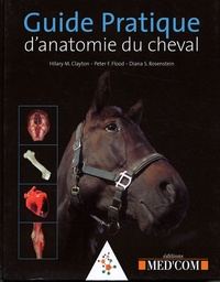 Hilary Mary Clayton et Peter F. Flood - Guide pratique d'anatomie du cheval.
