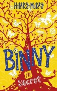 Hilary McKay - Binny in Secret - Book 2.