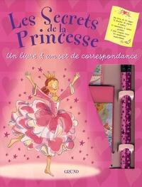 Hilary Robinson et Mandy Stanley - Les secrets de la princesse - Un livre & un set de correspondance.