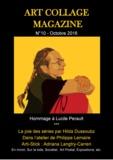 Hilda Dussoubz et Pierre Jean Varet Pierre Jean Varet - Art Collage Magazine N°10.