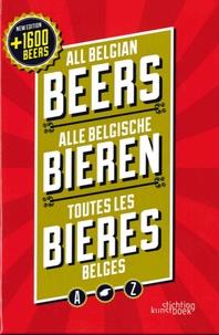 Toutes les bières belges- Edition français-anglais-néerlandais - Hilde Deweer | Showmesound.org