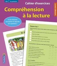 Hilde Gerard - Compréhension à la lecture CE2 - Cahier d'exercices.