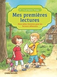 Deux jolies histoires pour les lecteurs débutants, CP 1re primaire niveau 1.pdf