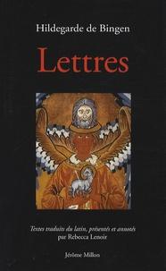 Hildegarde de Bingen - Lettres - 1146-1179.