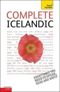 Hildur Jonsdottir - Complete Icelandic Beginner to Intermediate Book and Audio Course - Learn to read, write, speak and understand a new language with Teach Yourself.