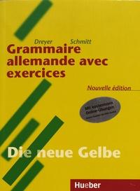 Hilke Dreyer et Richard Schmitt - Grammaire allemande avec exercices.