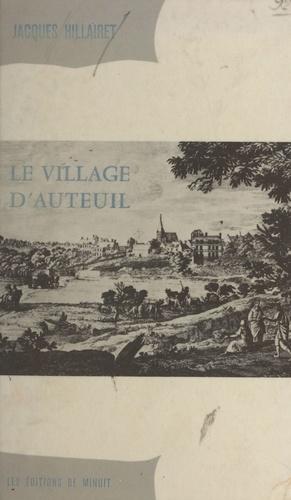 Le Village d'Auteuil