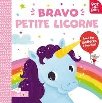 Hilli Kushnir - Bravo petite licorne.