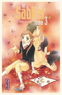 Hinako Ashihara - Le Sablier Tome 3 : .