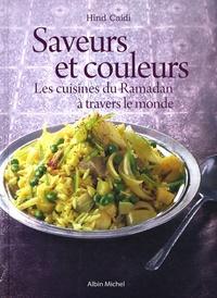"""Hind Caidi - Saveurs et couleurs - Les cuisines du Ramadan à travers le monde, Grand prix """"Gourmand World Cook book Awards 2009"""", meilleur livre de cuisine arabe."""