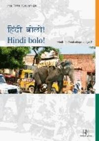 Hindi bolo! Teil 2 - Hindi für Deutschsprachige.