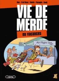 Hipo et Fred Diamz - Vie de merde - format mini Tome 1 : En vacances.