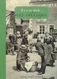 Hippolyte Gancel - Il y a un siècle... nos villages.