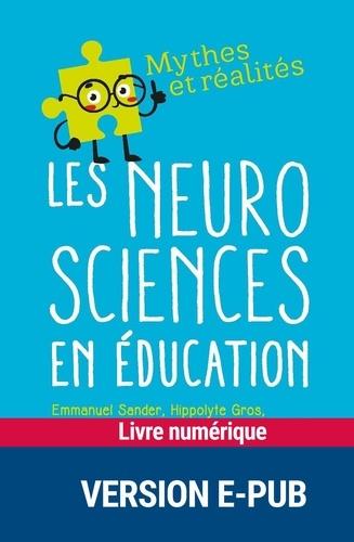 MYTHES RÉALITES  Les neurosciences en éducation