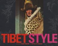 Hippolyte Romain et Yann Romain - Tibet Style - Edition en anglais.