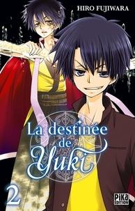 Hiro Fujiwara - La destinée de Yuki T02.
