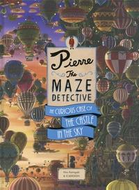 Hiro Kamigaki - Pierre Maze Detective  : The Curious Case of the Castle in the Sky.