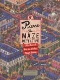 Hiro Kamigaki - Pierre the Maze Detective.