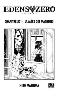 Ebooks télécharger anglais Edens Zero Chapitre 057  - La mère des machines par Hiro Mashima in French FB2 DJVU