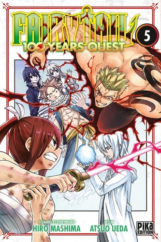 Fairy Tail - 100 years quest Tome 5