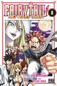 Hiro Mashima et Atsuo Ueda - Fairy Tail - 100 years quest Tome 8 : .