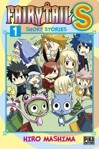 Hiro Mashima - Fairy Tail S T01 - Short Stories.