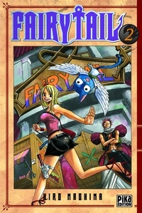 Hiro Mashima - Fairy Tail T02.