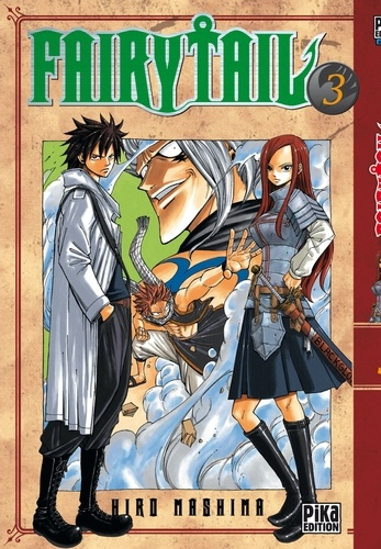 Fairy Tail T03 - 9782811614140 - 4,49 €