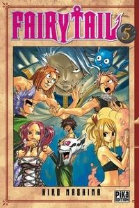 Télécharger des livres en espagnol Fairy Tail T05 en francais 9782811607531 ePub CHM PDF par Hiro Mashima