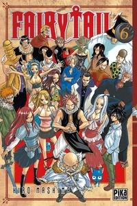Hiro Mashima - Fairy Tail T06.