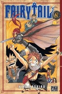 Téléchargements de livres électroniques gratuits au format pdf Fairy Tail T08 (French Edition)