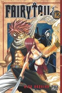 Téléchargement gratuit joomla books Fairy Tail T12 par Hiro Mashima